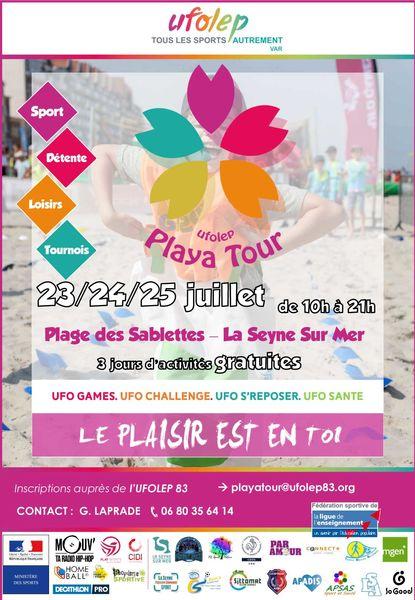 Playa Tour Var à La Seyne-sur-Mer - 0
