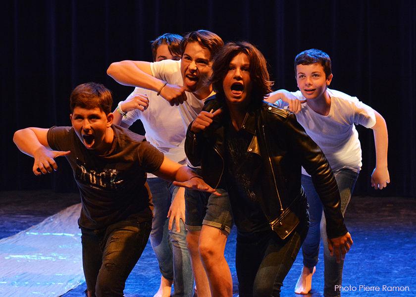 Stage Théâtre Compagnie de  L'Etreinte à Le Pradet - 2