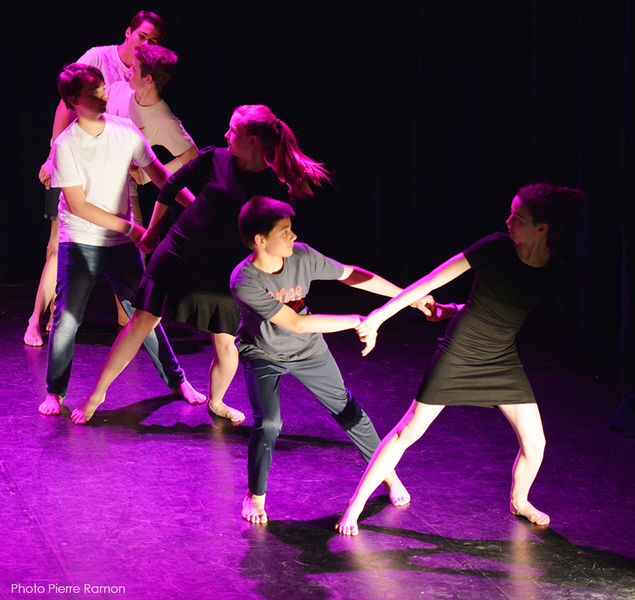 Stage Théâtre Compagnie de  L'Etreinte à Le Pradet - 3