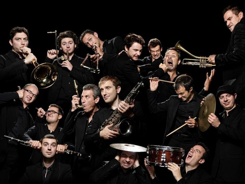 Jeune public – Spectacle musical « Pierre et le Loup, et le Jazz ! » à Toulon - 1