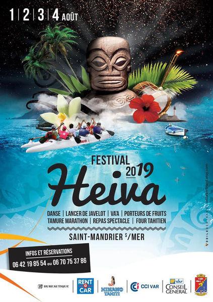 Festival Heiva à Saint-Mandrier-sur-Mer - 0