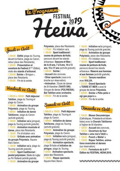 Festival Heiva à Saint-Mandrier-sur-Mer - 1