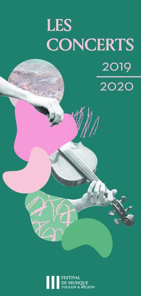 Festival de Musique Toulon & région – Saison 2019 / 2020 à Toulon - 0