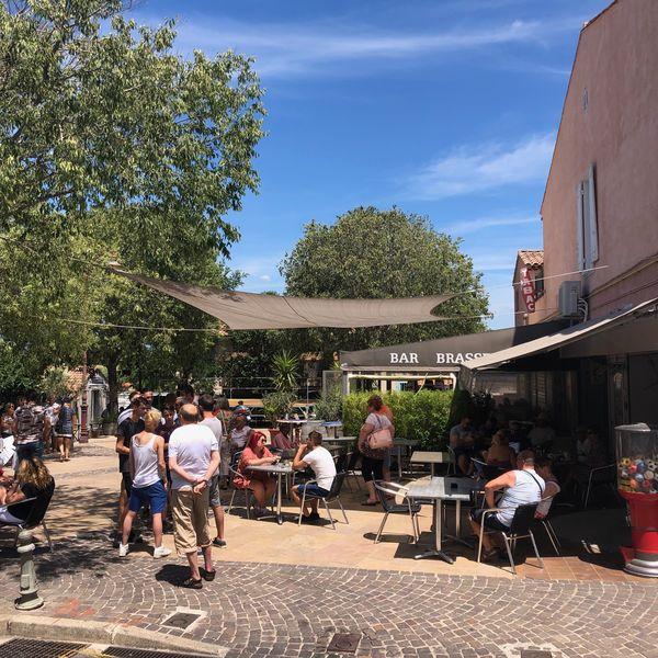 La Moutonne market à La Crau - 2