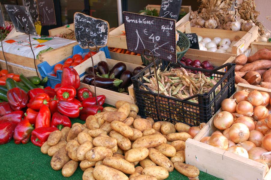 La Crau's market à La Crau - 3