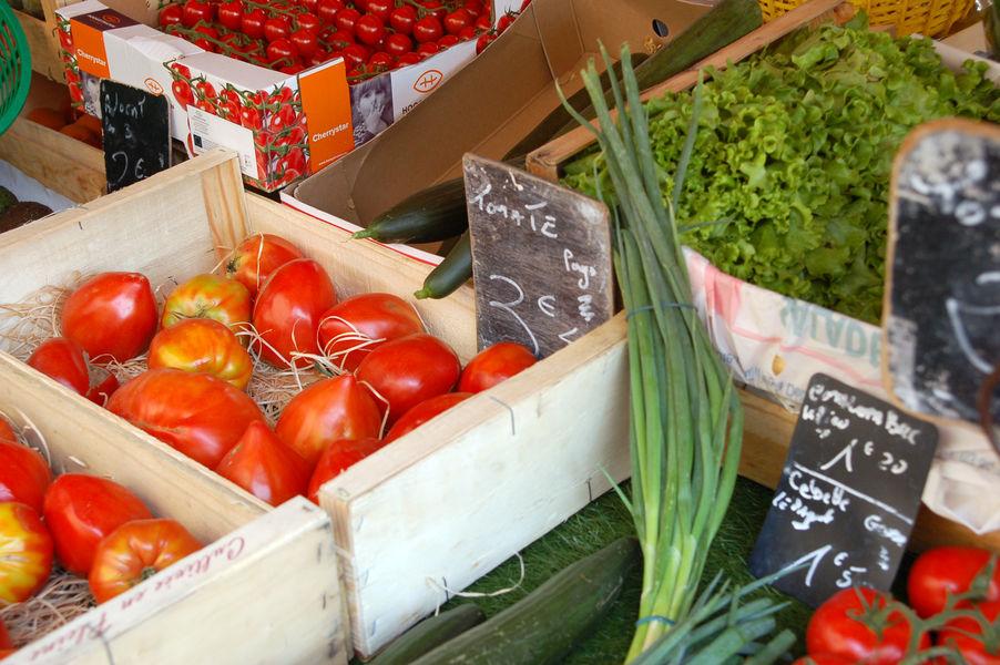 La Crau's market à La Crau - 4