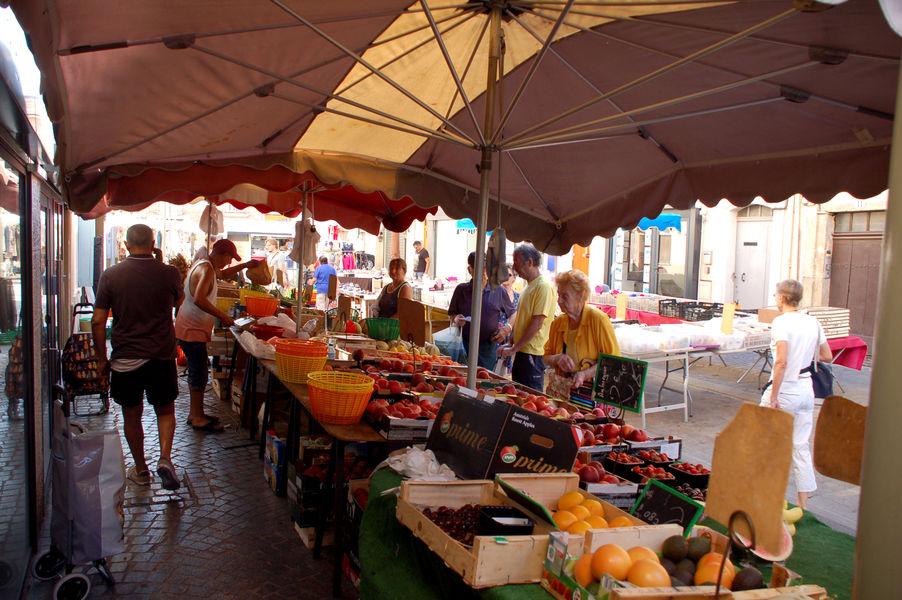 La Crau's market à La Crau - 6
