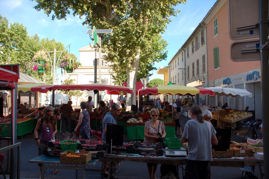 La Crau's market à La Crau - 1