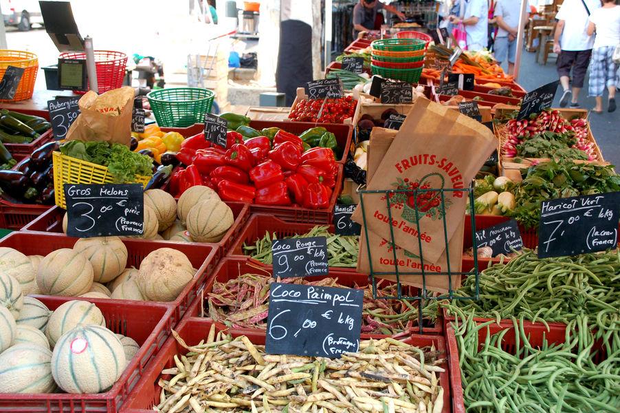 La Crau's market à La Crau - 7
