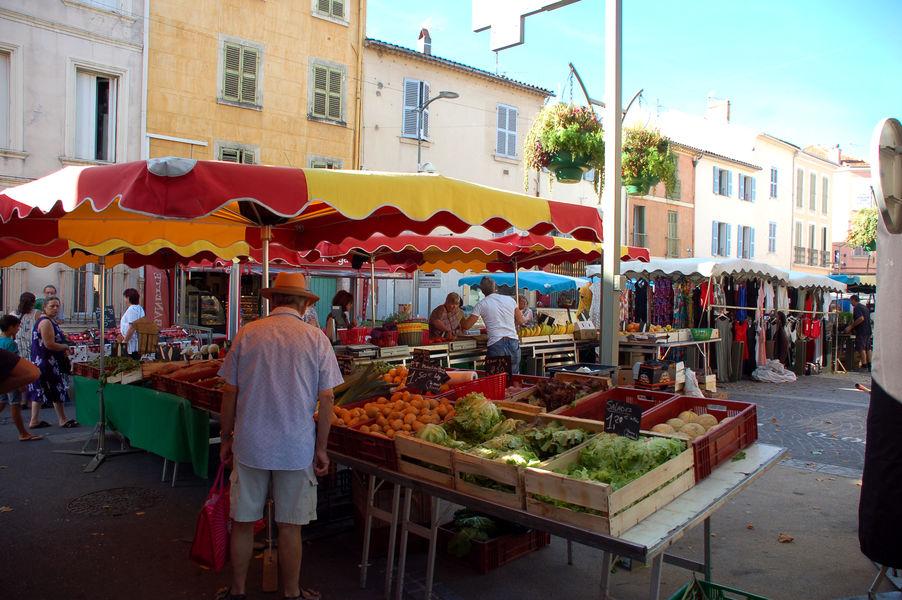 La Crau's market à La Crau - 8