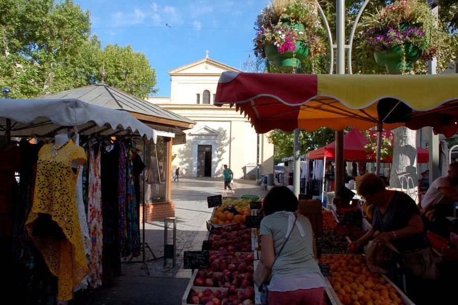 La Crau's market à La Crau - 9