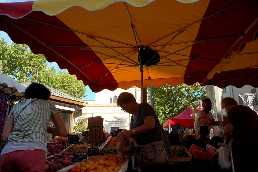 La Crau's market à La Crau - 10