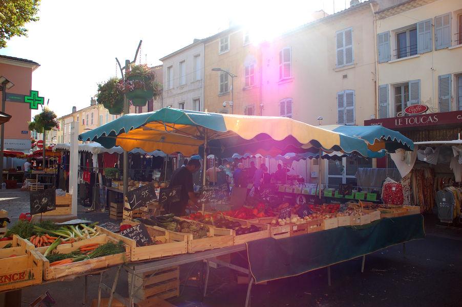La Crau's market à La Crau - 11