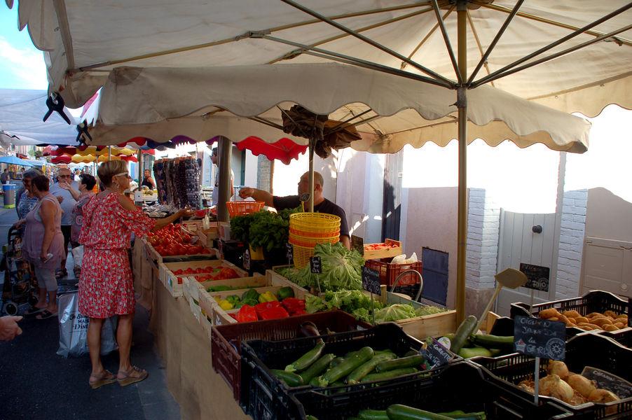 La Crau's market à La Crau - 12