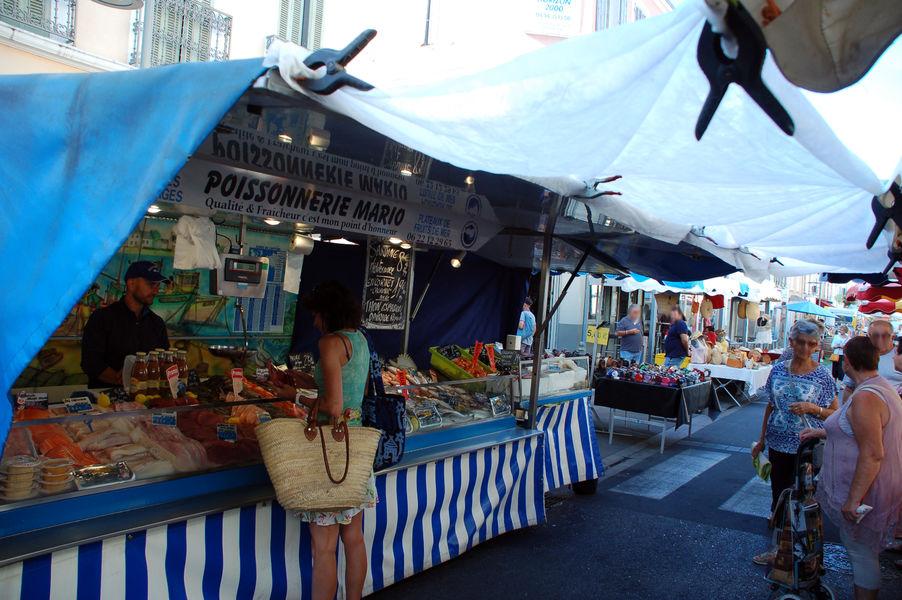 La Crau's market à La Crau - 15