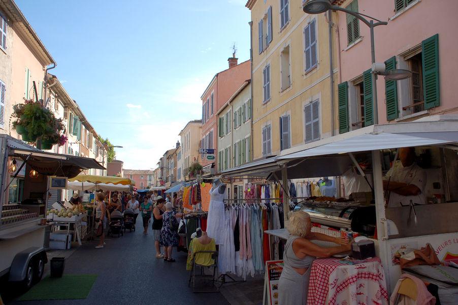 La Crau's market à La Crau - 17