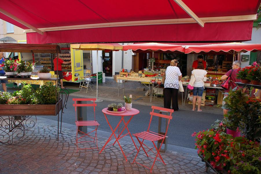 La Crau's market à La Crau - 18