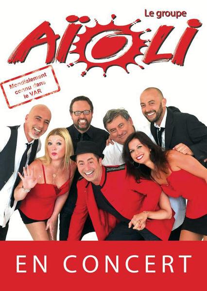 Concert by the group Aïoli à Six-Fours-les-Plages - 0