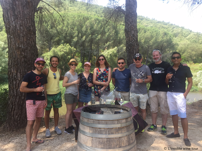 Private wine tour and wine tasting à La Valette-du-Var - 1