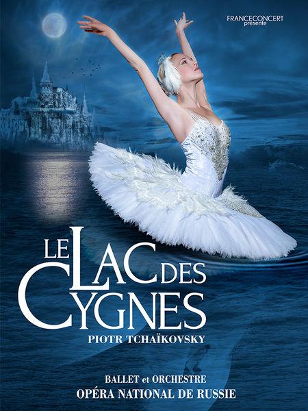 Reporté – Danse – Le lac des Cygnes à Toulon - 1