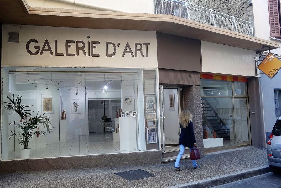 Exhibition painting and sculpture à Hyères - 1