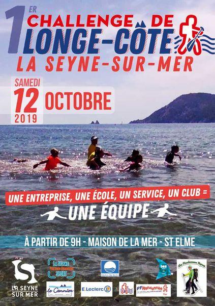 1er challenge de longe côte marche aquatique à La Seyne-sur-Mer - 0