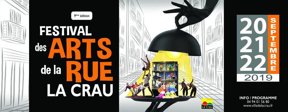 Festival des Arts de rue à La Crau - 2