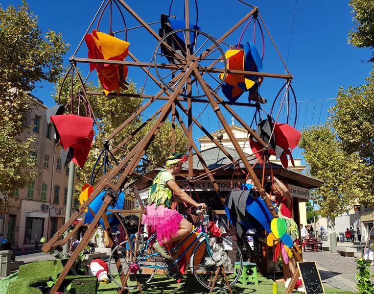 Festival des Arts de rue à La Crau - 1