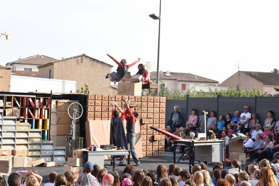 Festival des Arts de rue à La Crau - 3