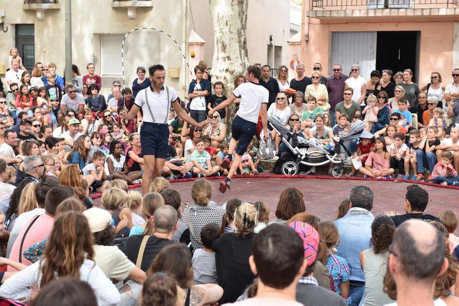Festival des Arts de rue à La Crau - 5