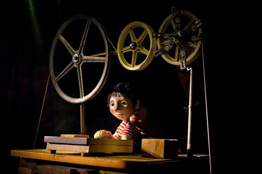 Chansons pour briser la coquille (theater for children) à Hyères - 3