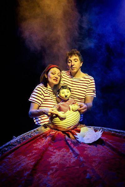 Chansons pour briser la coquille (theater for children) à Hyères - 9