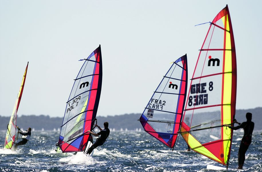 Grand Prix of Almanarre – Windsurfing championship à Hyères - 0