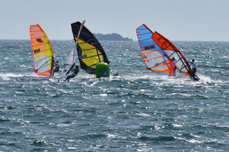 Grand Prix of Almanarre – Windsurfing championship à Hyères - 1