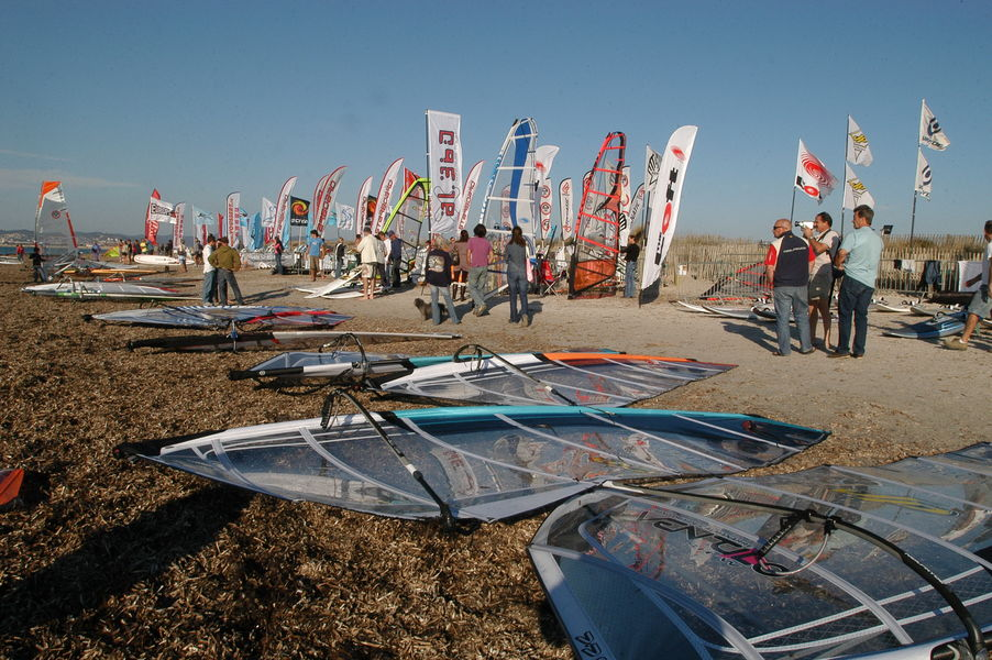 Grand Prix of Almanarre – Windsurfing championship à Hyères - 2