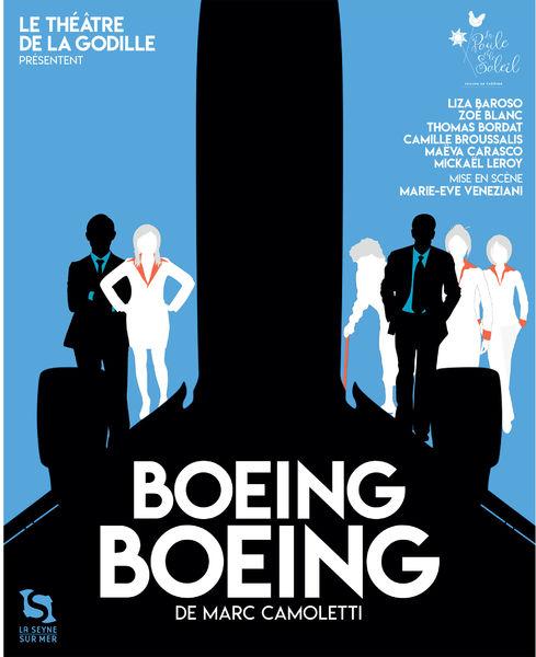 """Théâtre """"Boeing Boeing"""" de Marc Camoletti à Ollioules - 0"""