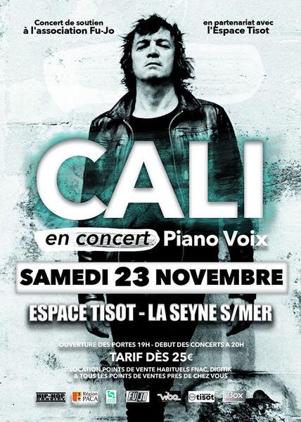 Concert de Cali à La Seyne-sur-Mer - 0