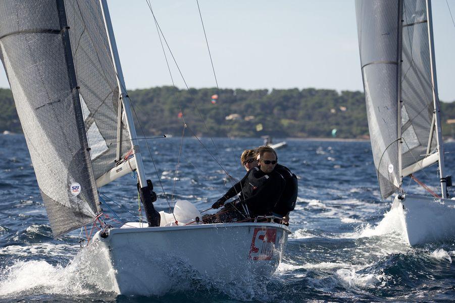 WorldCup SB20 sailing à Hyères - 1