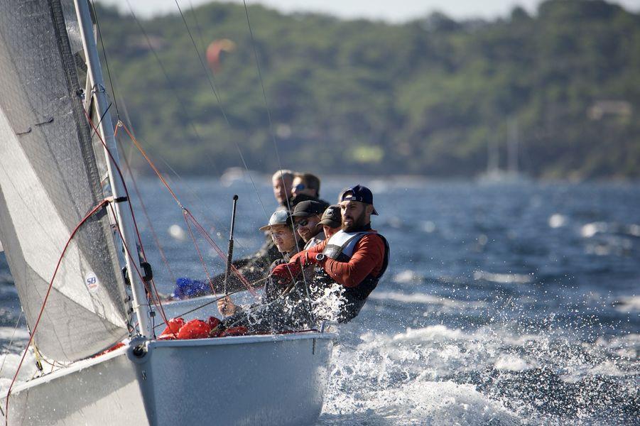 WorldCup SB20 sailing à Hyères - 6