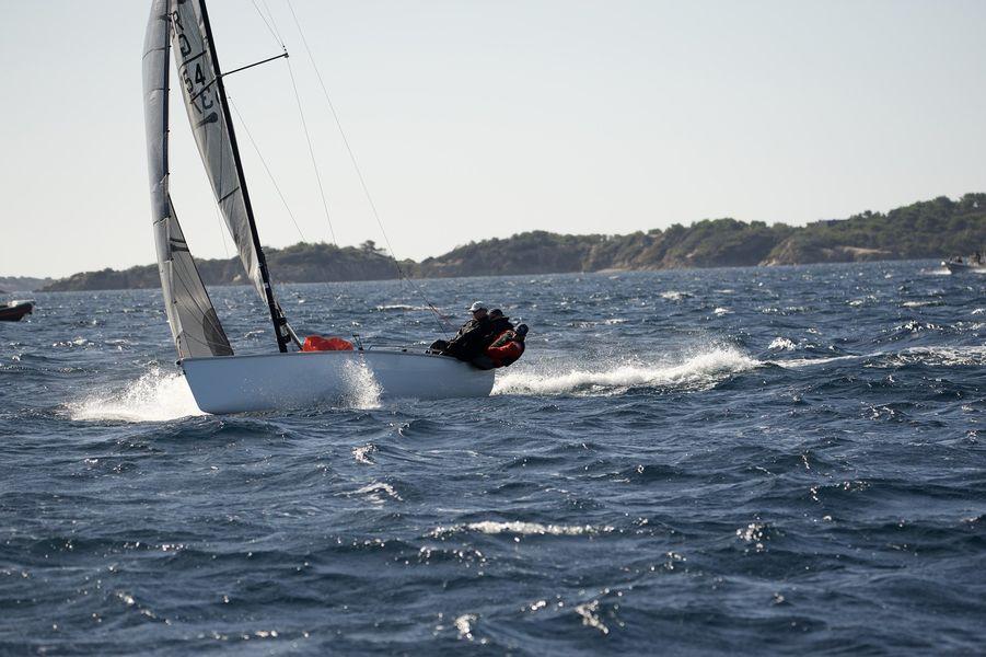 WorldCup SB20 sailing à Hyères - 7