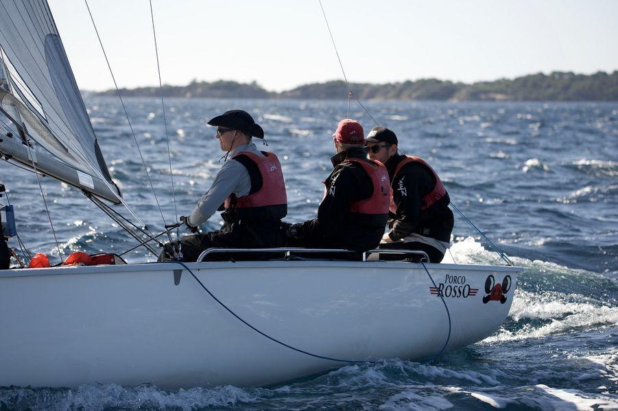 WorldCup SB20 sailing à Hyères - 10