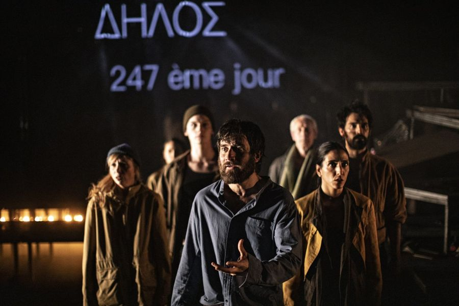 """Théâtre """"Sous d'autres cieux"""" à Ollioules - 2"""