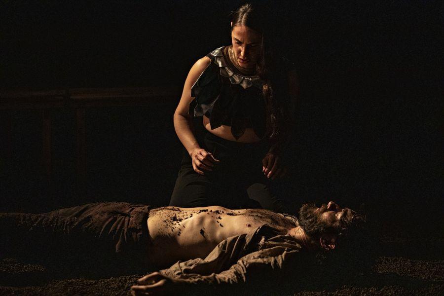 """Théâtre """"Sous d'autres cieux"""" à Ollioules - 3"""