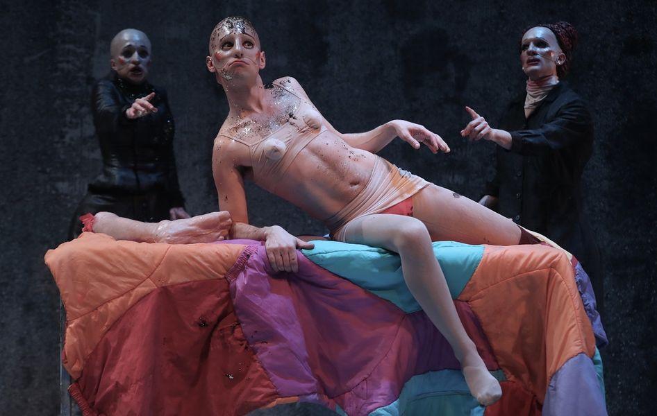 """Théâtre """"40° sous zéro"""" à Ollioules - 2"""