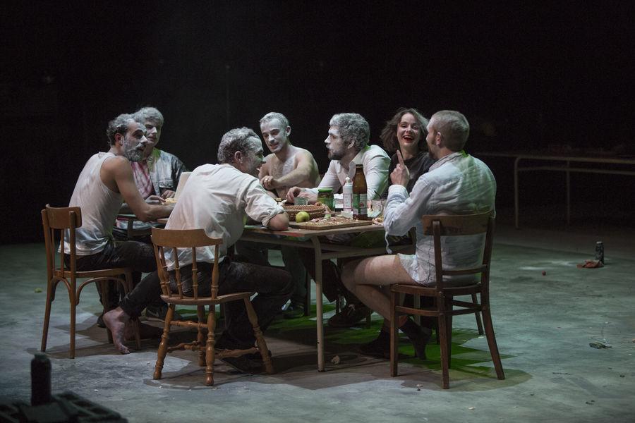 """Théâtre """"Un homme qui fume c'est plus sain"""" à Ollioules - 0"""