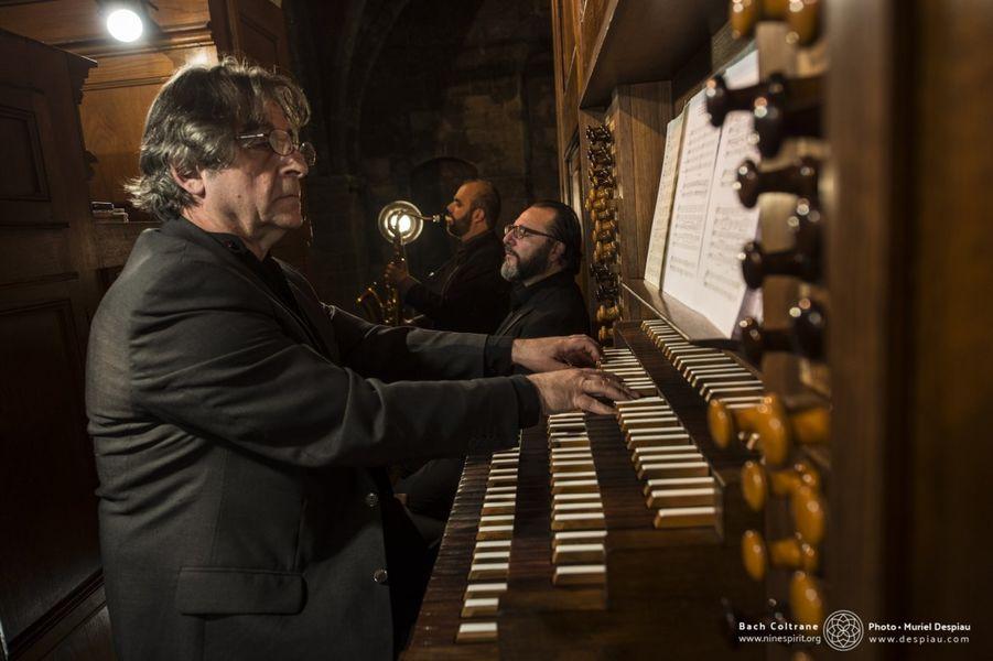 """Concert """"Bach Coltrane  – Raphaël Imbert"""" à Ollioules - 1"""