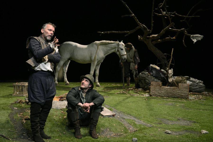 """Théâtre """"Voyage en Italie"""" à Ollioules - 1"""