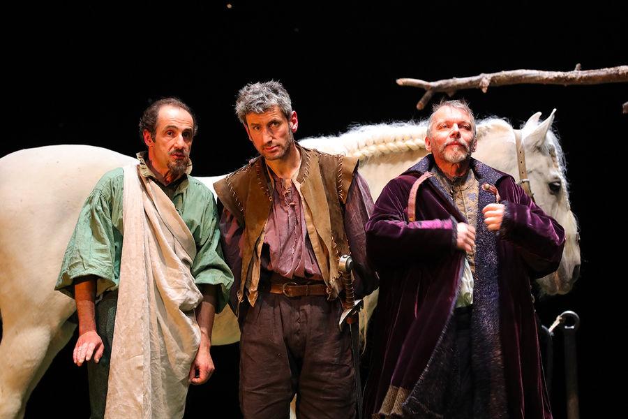 """Théâtre """"Voyage en Italie"""" à Ollioules - 2"""