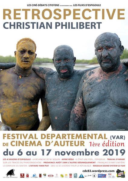 Les cinés débats citoyens : rétrospective Christian Philibert à La Seyne-sur-Mer - 0