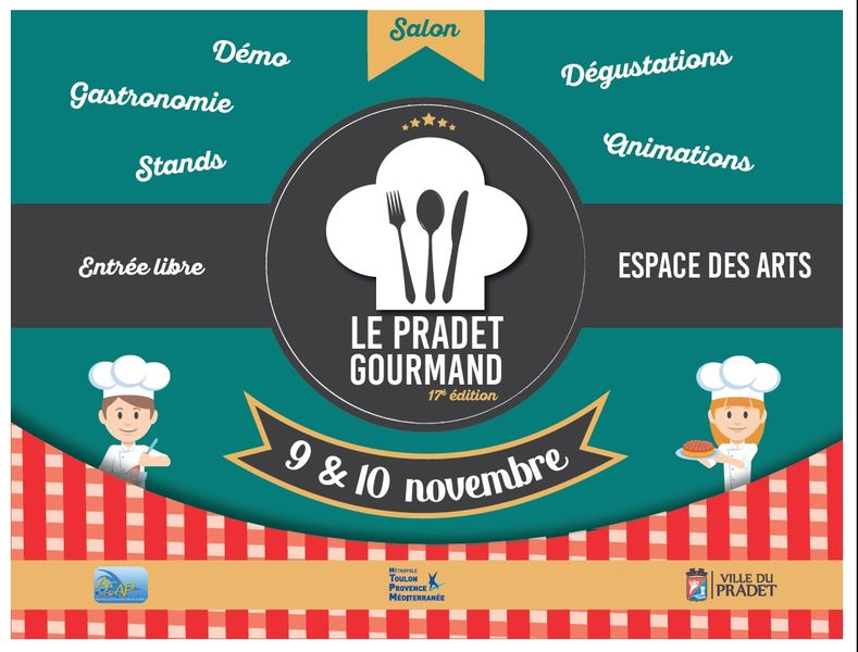 "Salon ""Le Pradet Gourmand"" à Le Pradet - 0"